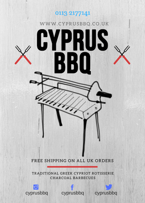 Which is your favourite Cyprus BBQ Poster?