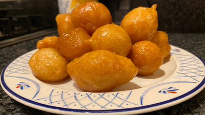 Loukoumades (Greek Donuts)