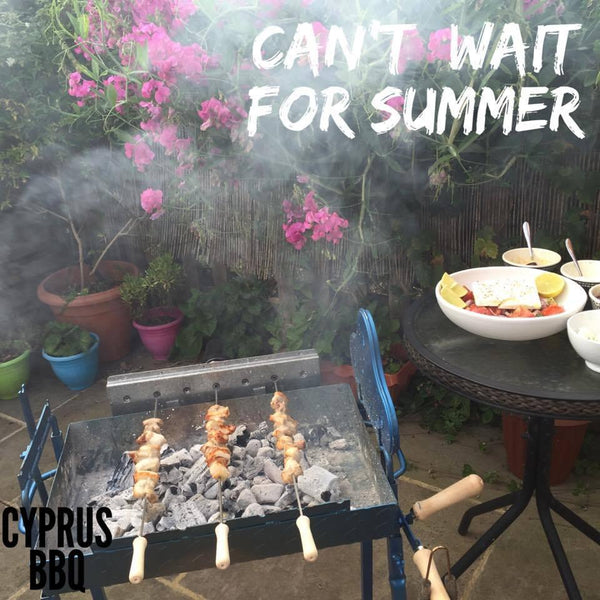 Get Ready for Spring & Summer 2017 with CyprusBBQ