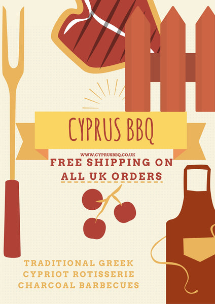Cyprus BBQ Poster 1