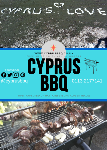 Cyprus BBQ Poster 2