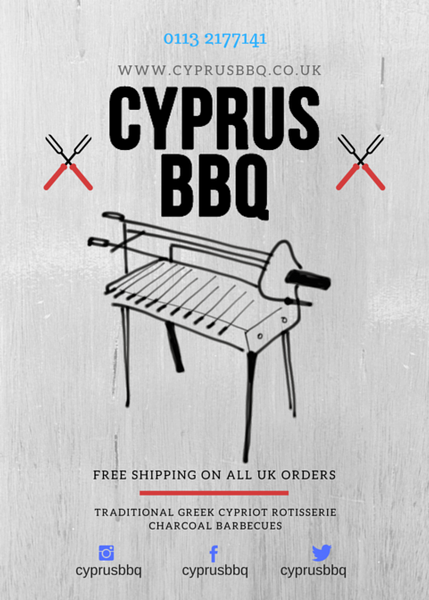 Cyprus BBQ Poster 3