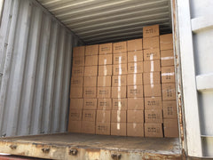 Container loaded with our BBQ Sets