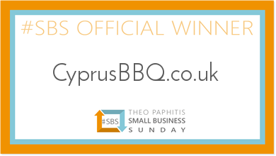 Cyprus BBQ is a Theo Paphitis #SBS Winner