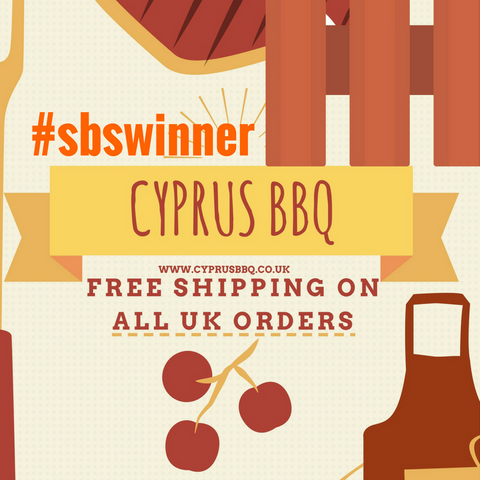 Cyprus BBQ is an #SBS Winner