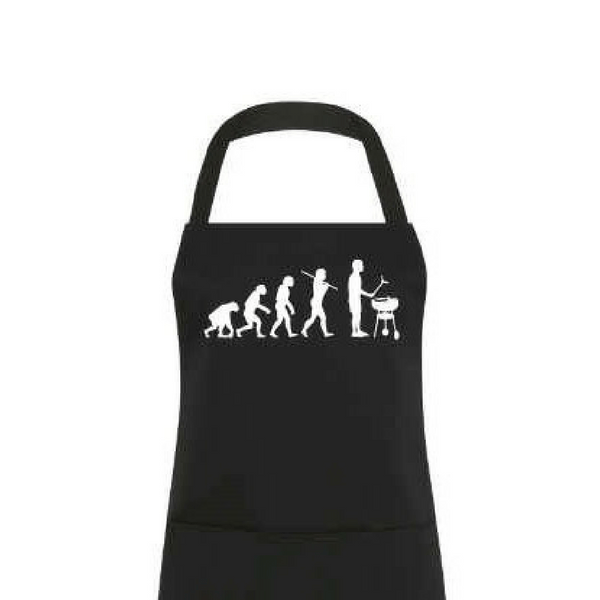 BBQ Apron - Evolution of BBQ Apron Cyprus BBQ