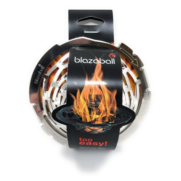 BBQ Accessory - Blazaball Fire Starting BBQ Accessory