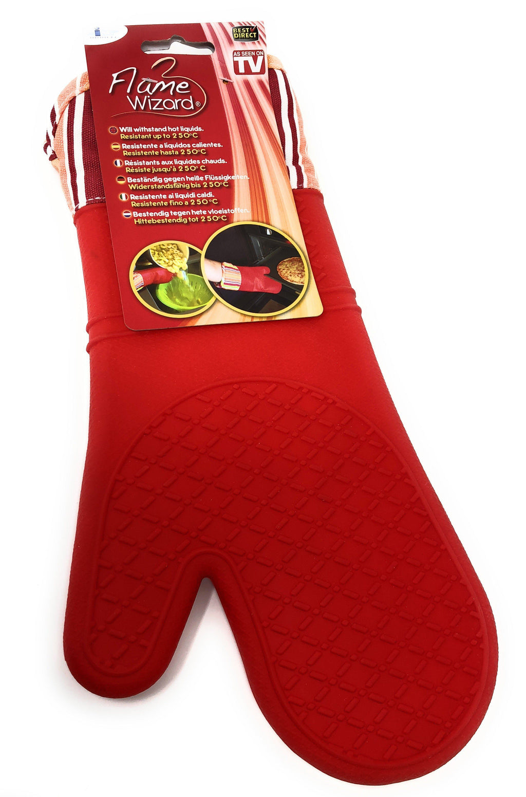 BBQ Accessory - Heat Resistant Oven And Barbecue Glove