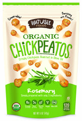 Organic Crispy Chickpeatos - Case of 12