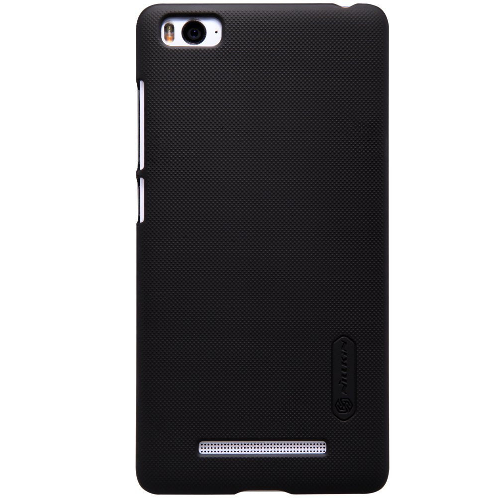 Nillkin Frosted Shield Hard Back Case Cover for Xiaomi Mi 4i - Black - Mobizang