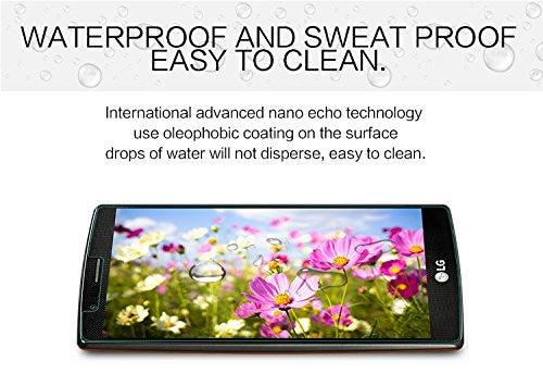 Nillkin Anti Explosion Tempered Glass Screen Protector For LG G4 - Mobizang