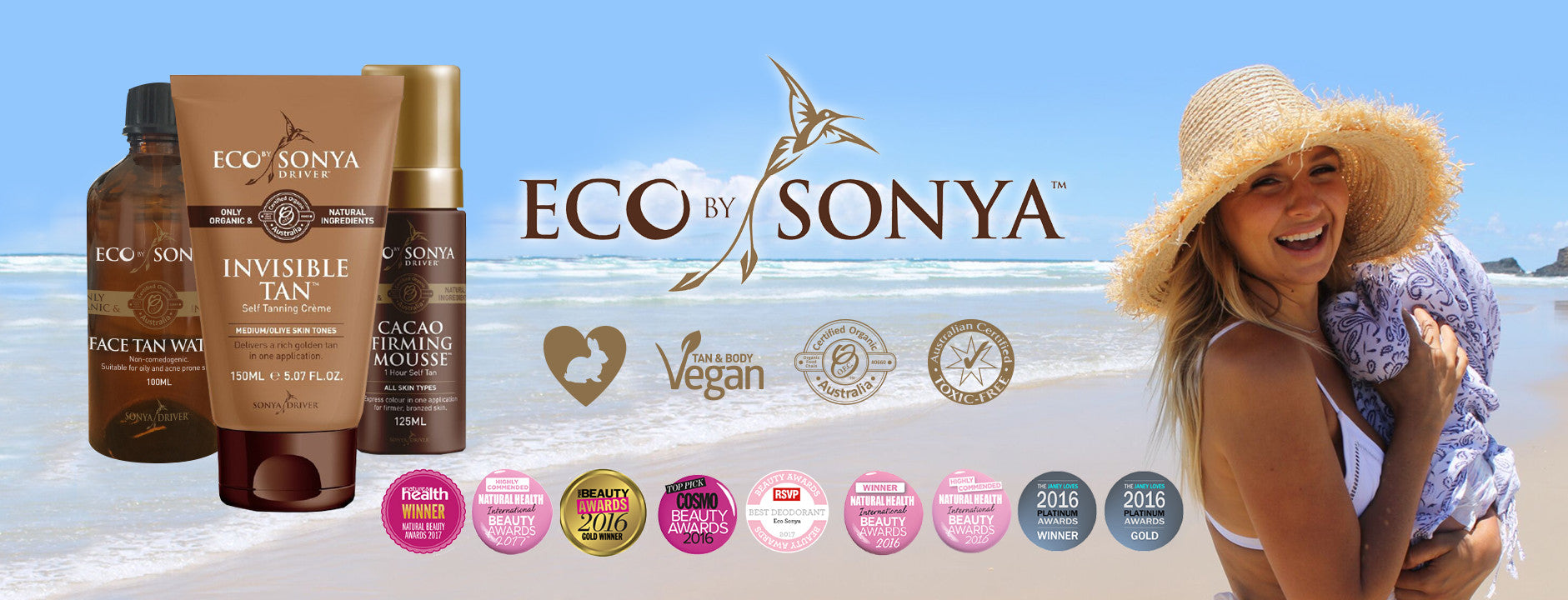 eco by sonya products UK