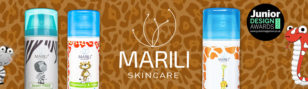 Marili Skincare products