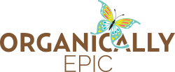 Organically Epic Logo