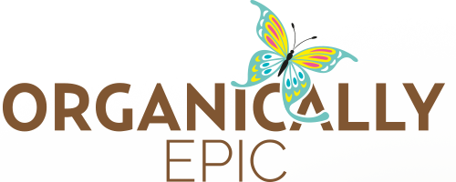 Organically Epic Logo Retina