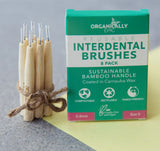 Reusable Bamboo Interdental Brushes