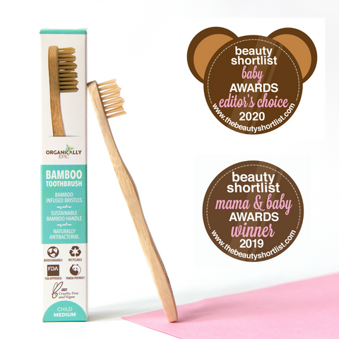 Kids Eco Toothbrush