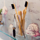 MULTI AWARD WINNING - Adult Charcoal Infused Bamboo Toothbrush
