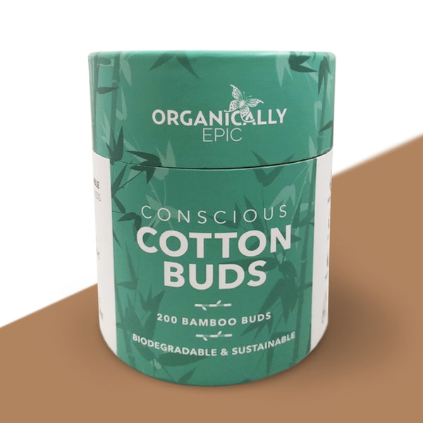 BRAND NEW - Conscious Cotton Buds