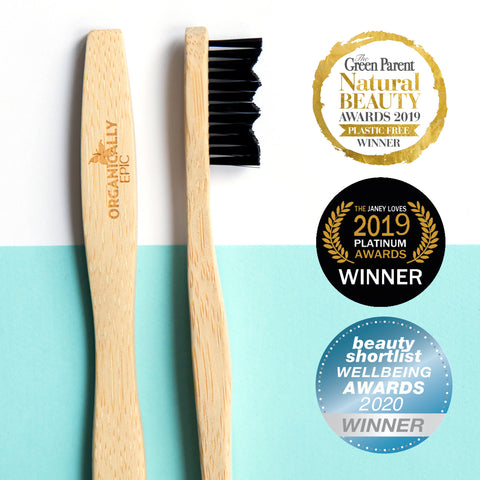 Award Winning Adults Bambook Toothbrush