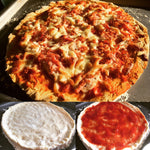 RECIPE: Gluten Free Pizza Base from Moditions Irish Soda Bread Mix