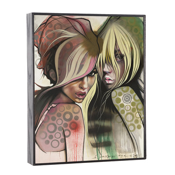 Lani Imre - TWO BETTIES - Art Box