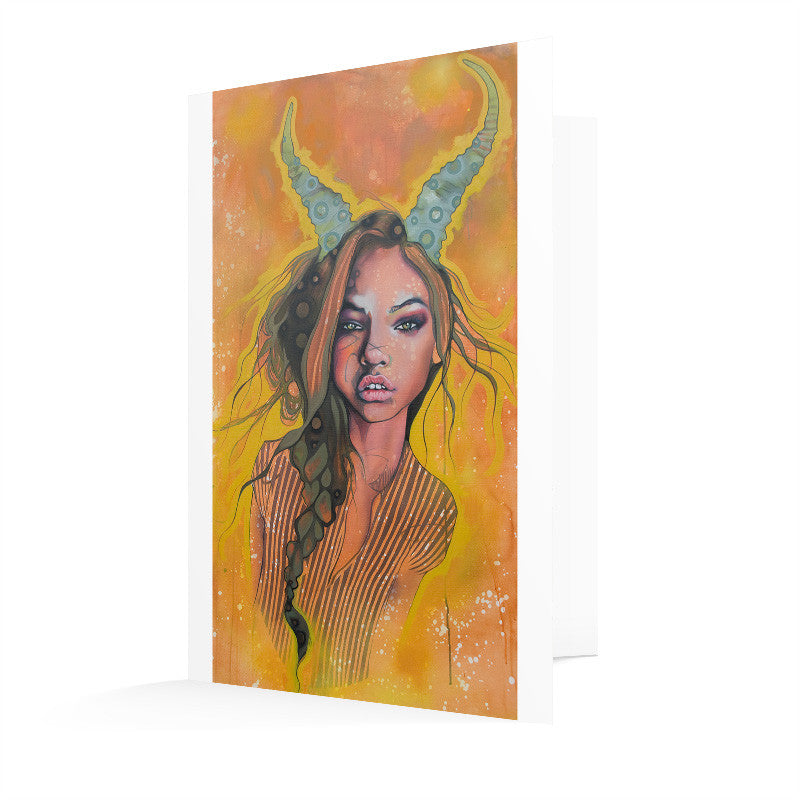 Lani Imre - FUEGO - Art Card