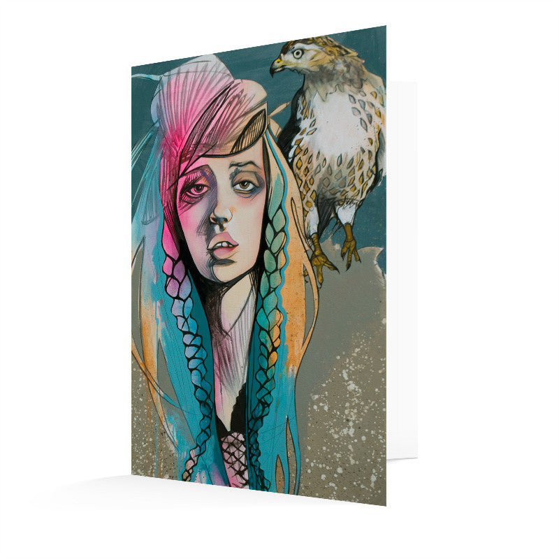 Lani Imre - MYSTIC - Art Card