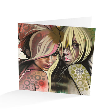 Lani Imre - TWO BETTIES - Art Card