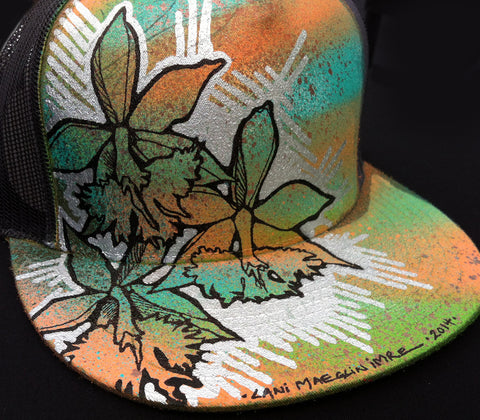 Custom Trucker and Flat Brim Hats