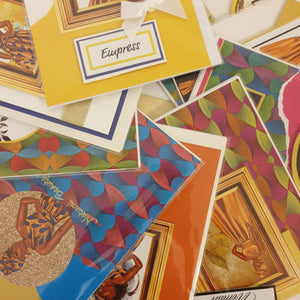 Nsaa Nefateri Card Making Kits