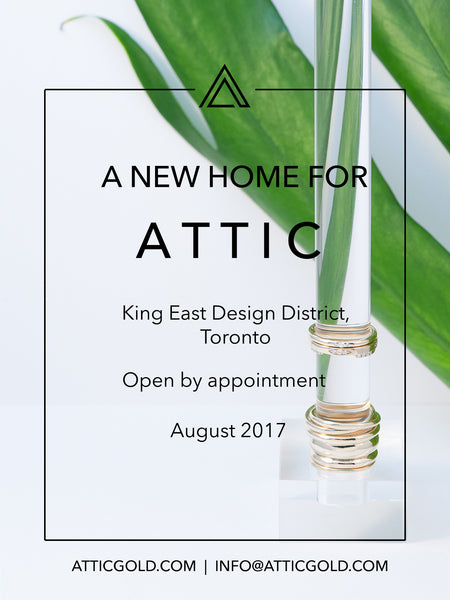 A new home for ATTIC