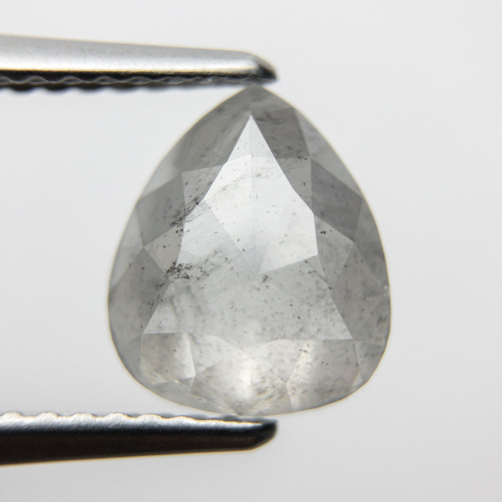 2.59ct 9.03x7.69x4.12mm Pear Double Cut 18386-19