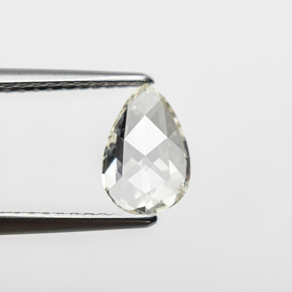 0.94ct 8.47x5.61x2.39mm SI1 N Pear Rosecut 18661-14