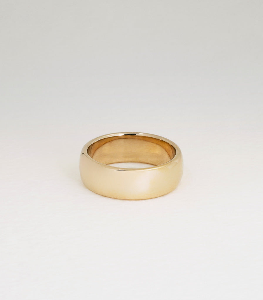 Cushion Ring - 6.5mm