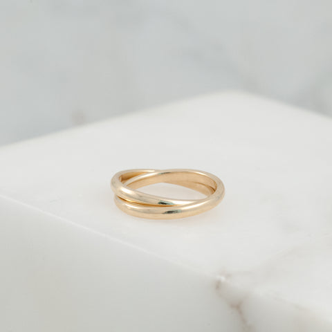 Dome Ring - 3mm
