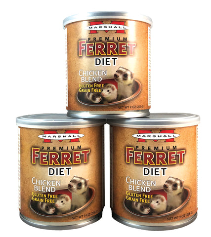 Premium Canned Diet