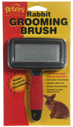 Rabbit Grooming Brush