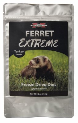 Freeze Dried Ferret Diet