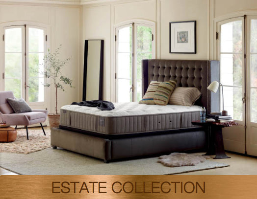 Estate Mattresses from Stearns and Foster