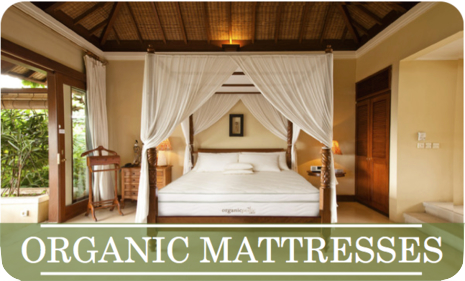 Natural organic mattresses in Los Angeles CA
