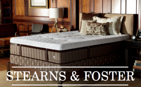 Stearns & Foster mattresses