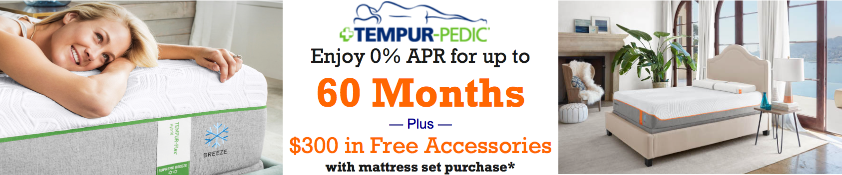 Tempur-pedic sale