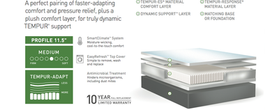 Tempur-Pedic Flex Supreme