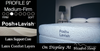 Relax All Latex Mattress By Posh + Lavish