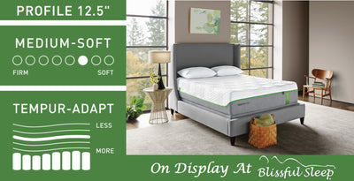 Tempur-Pedic Flex Elite Floor model Queen