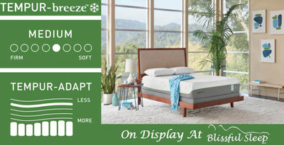 Tempur-Pedic Flex Supreme Breeze 2.0 Queen