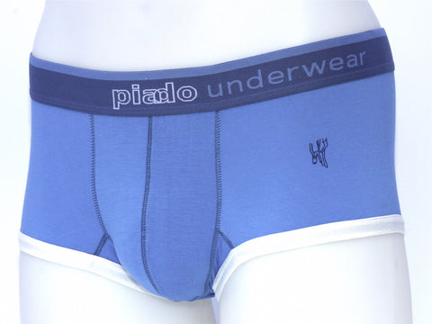 Piado - Blue Trunks - Affordable Designer Underwear