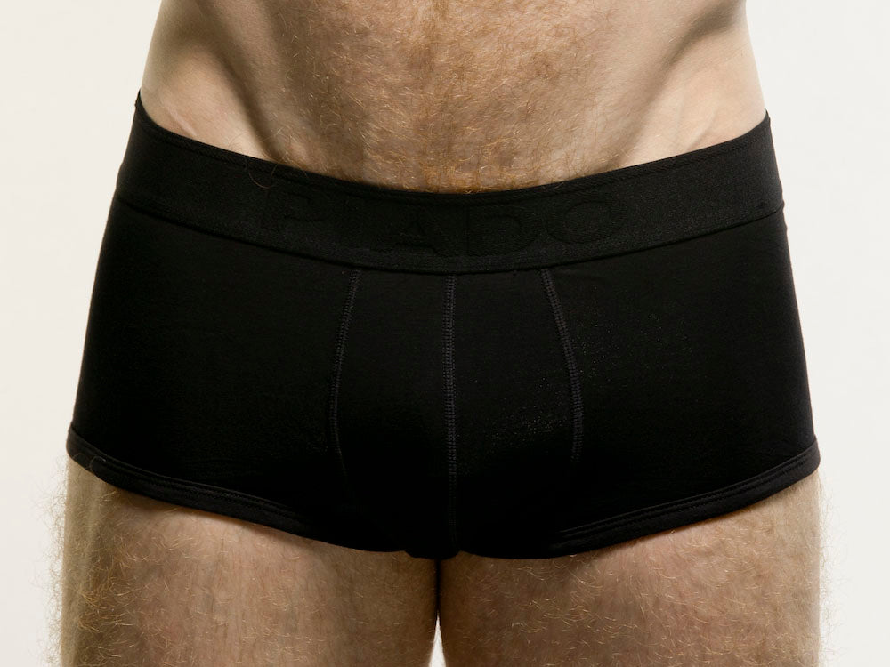 Piado Black | Black Trunks