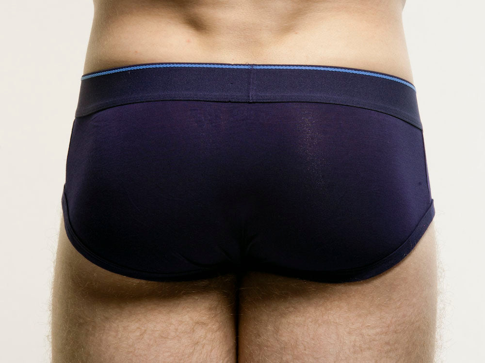 Piado Clear Night | Navy Briefs